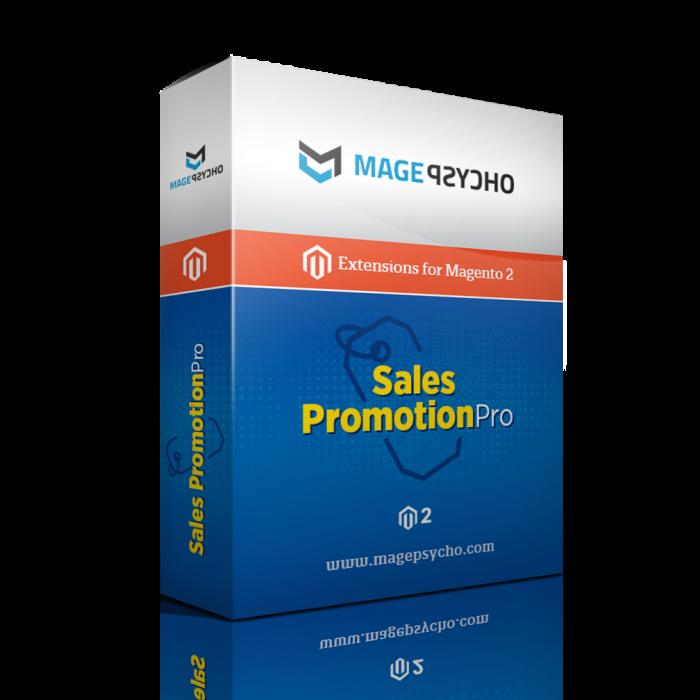 Magento 2 Sales Promotion Pro