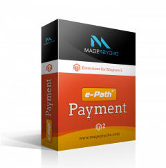 Magento 2 E-Path Credit Card Payment Gateway