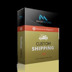 Magento 2 Custom Shipping