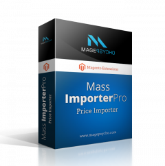 Mass Importer Pro: Price Importer (Regular, Special, Tier & Group Prices)