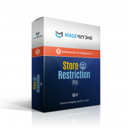 Magento 2 Store Restriction Pro
